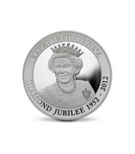 The Diamond Jubilee Silver Kilo