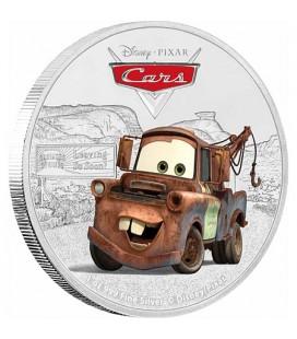 Disney•Pixar Cars - Tow Mater Silver Coin