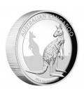 KANGAROO 2016 1OZ SILVER PROOF HIGH RELIEF COIN
