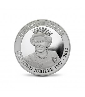 The Diamond Jubilee Silver Kilo