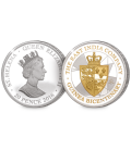 2016 Guinea 5oz Silver Proof Coin