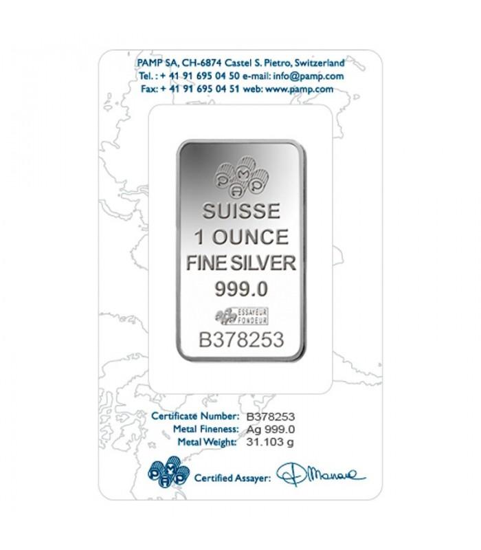 100 Gram Silver Bar India