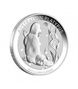 1 oz. Australian Platinum Platypus