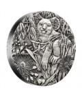Koala 2017 2oz Silver High Relief Antiqued Coin