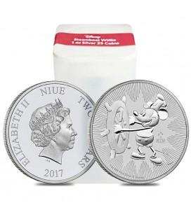 Disney Steamboat Willie 1 Oz Silver Bullion Coin