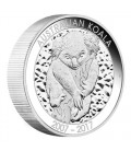 10th Anniversary Australian Koala 2017 10oz Silver Proof Coin