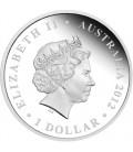 HM Queen Elizabeth II - Diamond Jubilee 2012 1oz Silver Proof Coin