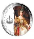 Queen Victoria 175th Anniversary of Coronation 2013 1oz Silver Proof Coin