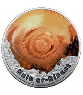 Eye of the Sahara, 2 dollars