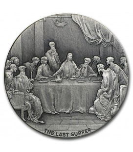 Biblical Series (The Last Supper)-2016