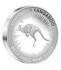 Kangaroo 2017 1kg Silver Proof Coin