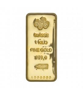 PAMP 1 KG Gold Bar