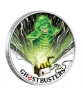 Ghostbusters™ - Slimer 2017 1oz Silver Coin