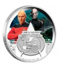 Star Trek: The Next Generation 30th Anniversary 2017 1oz