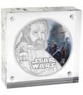 Star Wars: The Last Jedi - Luke Skywalker™ Silver Coin
