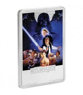 Star Wars: Return Of The Jedi 1oz Silver Coin