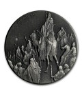 Biblical Series (The Wise Men)-2 OZ Silver 2017