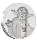 Star Wars Yoda™ Ultra High Relief 2oz Silver Coin