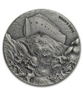 Noah's Dove Biblical Silver Coin Series -2 OZ