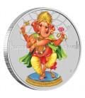 Diwali Festival 2018 1oz Silver Coin