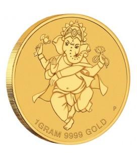 Diwali Festival 2018 1g Gold Coin