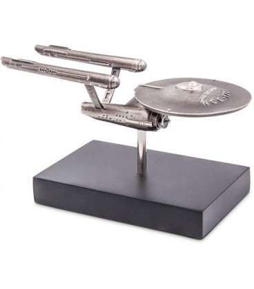 Star Trek - U.S.S. Enterprise NCC-1701 150g Silver Miniature