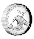 Wedge-tailed Eagle 2018 10oz Silver Proof High Relief Coin