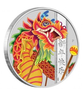 Chinese New Year 2019 1oz Silver Coin