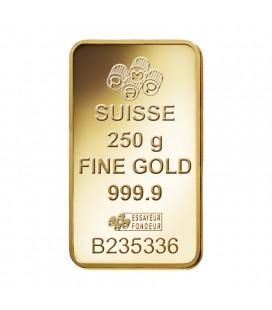 PAMP 250 Gram Gold Bar