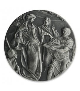 Biblical Series   John the Baptist-2018