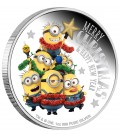 MINION MADE – Season's Greetings 1oz Silver Proof Coin