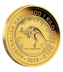 Kangaroo 1 Kilo Gold Bullion Coin-2019