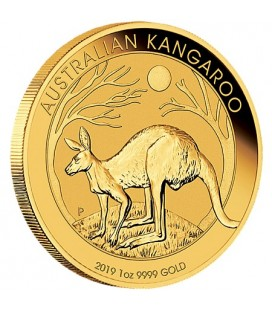 Kangaroo 1oz Gold Bullion Coin-2019