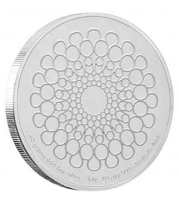 Expo 2020 Dubai – 40g Silver Medallion - English