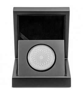 Expo 2020 Dubai – 40g Silver Medallion - English