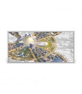 Expo 2020 Dubai - 5g Silver Foil