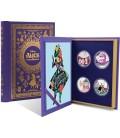 Alice In Wonderland 4 X 1oz Silver Coin Set