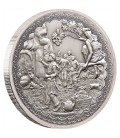 Ali Baba And The Forty Thieves - 1oz Silver Coin