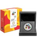 Expo 2020 Dubai – Mascots 40g Silver Medallion