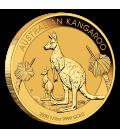 Australia 1/2 oz Gold Kangaroo BU-2020