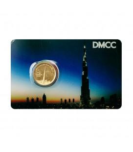 Burj Khalifa 1/4 oz Gold Coin