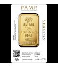 Fortuna Gold Rectangular Ingot - 100 g