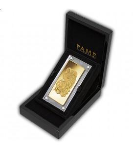 1 kilo-Fortuna Gold Rectangular Ingot (with box)