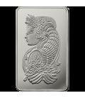 Fortuna Platinum Rectangular Ingot - 500 g