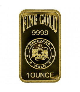 EMIRATE 1 OZ GOLD BAR