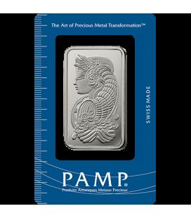 PAMP 50 Gram Platinum Bar