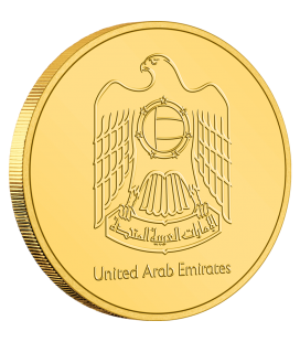 Expo 2020 Dubai – 20g Gold Coin