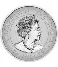 Wedge-tailed Eagle 2021 1oz Platinum Reverse Proof High Relief