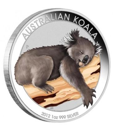 ANA Coin Show Special 2012 Australian Outback - Koala 1oz Silver Coin