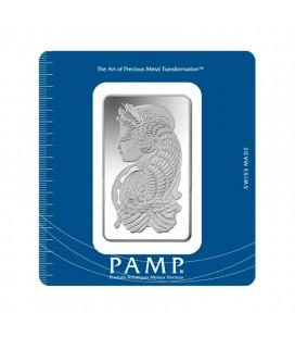 PAMP 100 Gram Silver Bar